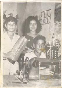 Roberto Cordero's sons