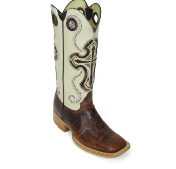 Lady Boots Cross Goat Mad Dog Tan