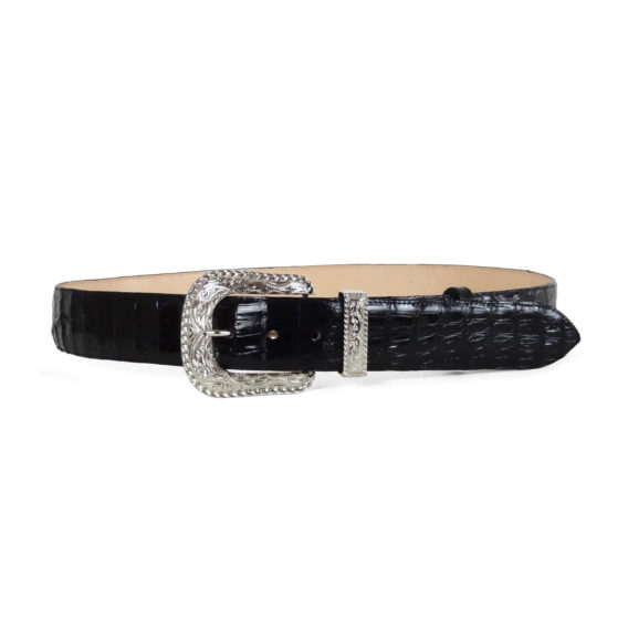 Caiman Belt Black 1 3/4""