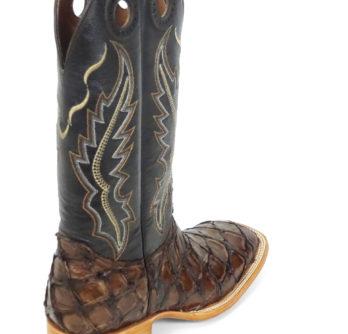 Men Boots Pirarucu Brown