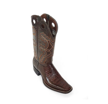 Men Boots Caiman Brown