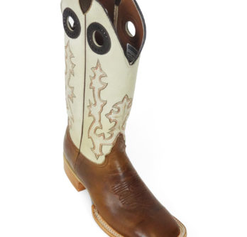 Lady Boots Cow Hide Frida Tan