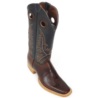 Lady Boots Cow Hide Frida Moka