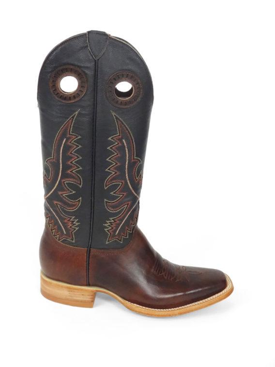 Lady Boots Cow Hide Frida Moka