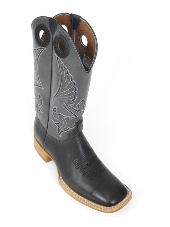 Men Boots Goat Mad Dog Grey