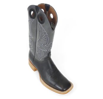Men Boots Goat Mad Dog Grey